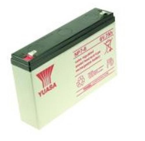 2-Power 6V 7000mAh Lead-Acid 7000mAh 6V rechargeable battery