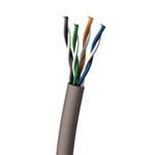 C2G Cat6 550MHz UTP Solid PVC CMR Cable 305m networking cable Blue