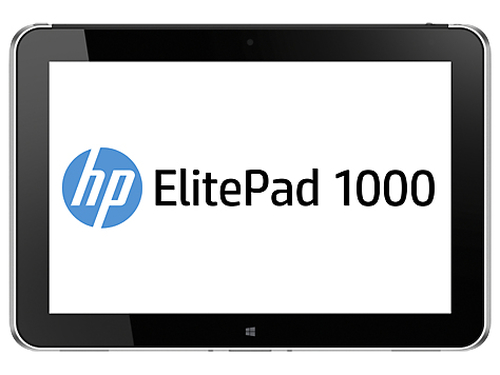 HP ElitePad 1000 G2 128GB Silver Intel® Atom™ Z3795 tablet