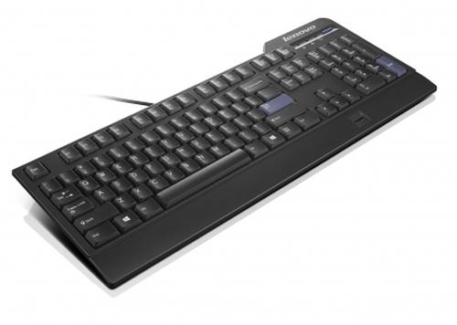 Lenovo 0C52721 USB UK English Black keyboard