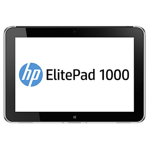 HP ElitePad 1000 G2 128GB 3G 4G Silver Intel® Atom™ Z3795 tablet