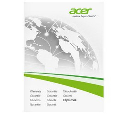Acer SV.WNBAP.A12 warranty/support extension