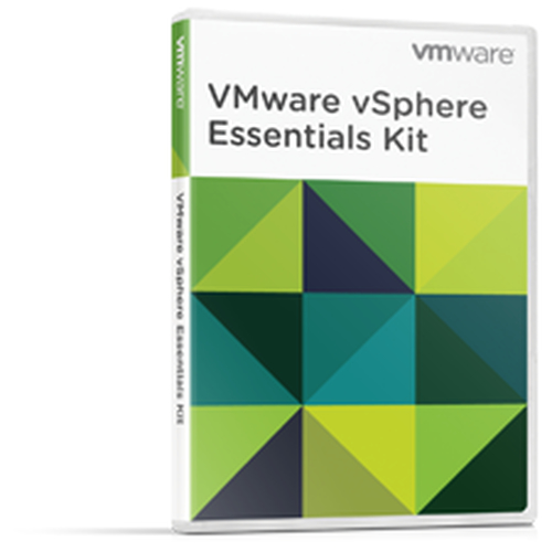 Fujitsu VMware Essentials Kit + Subscription-1yr virtualization software