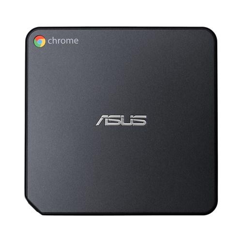ASUS Chromebox СN62-G008U 2.1GHz I3-5010U USFF Black Mini PC