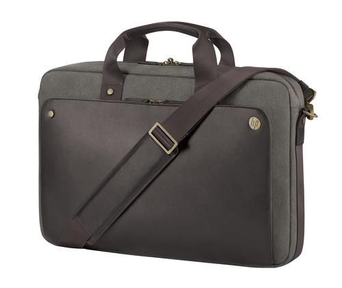 HP 15.6 Executive Brown Top Load