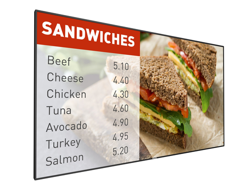 Signage Solutions P-Line 42BDL5057P - LED Display - 42 inch