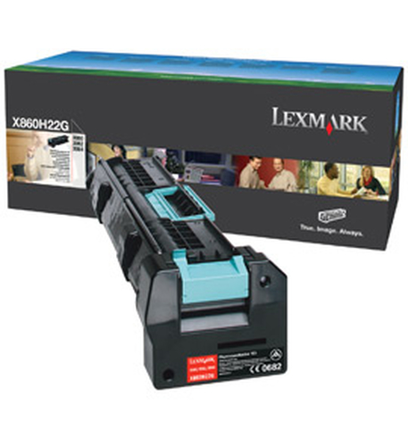 Lexmark X860H22G Black 70000pages imaging unit