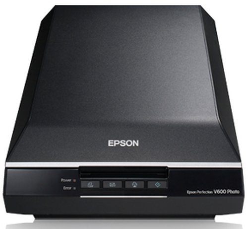 Epson Perfection V600 Flatbed scanner 6400 x 9600DPI A4