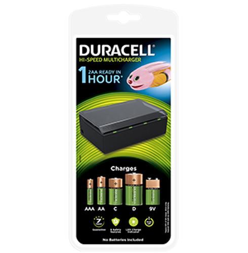 Duracell CEF22-EU battery charger