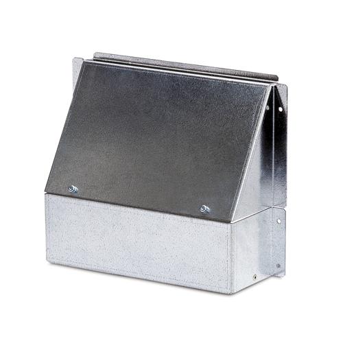 APC Smart-UPS VT Conduit box Silver rack