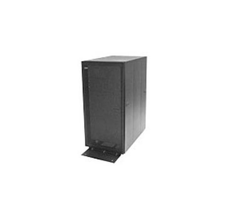 Lenovo 93072PX Freestanding rack Black rack