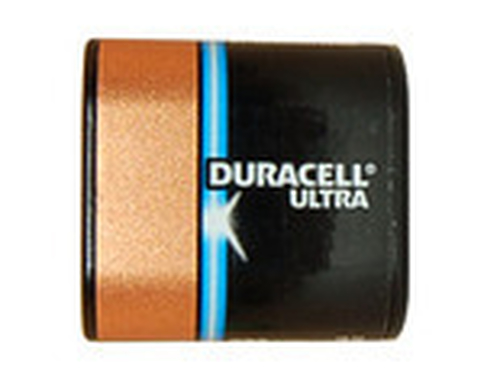 Duracell Ultra M3 6v Lithium Lithium 6V non-rechargeable battery