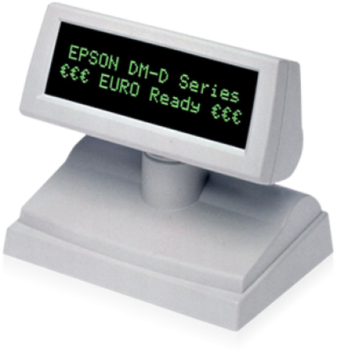 Epson DM-D110BE: Stand-alone type with DP-110 w/o IF (ECW)