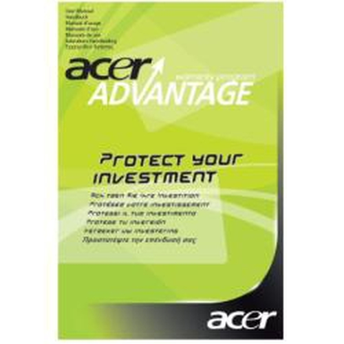 Acer SV.WPCA0.A10 warranty/support extension