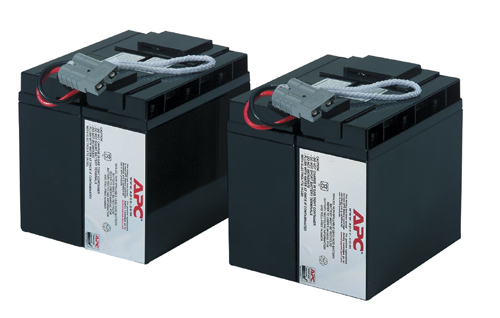 APC Replacement Battery Cartridge #55 Lithium-Ion (Li-Ion) rechargeable battery