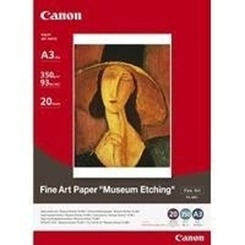 Canon A3 Fine Art Museum Etching photo paper