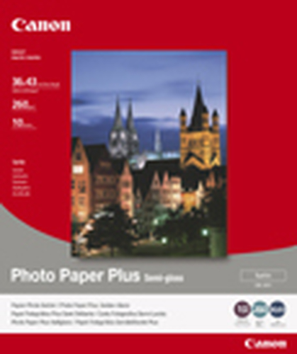 Canon SG-201 Photo Paper Plus 14x17 photo paper