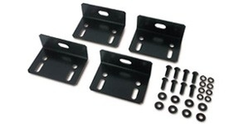 APC AR8112 Black rack