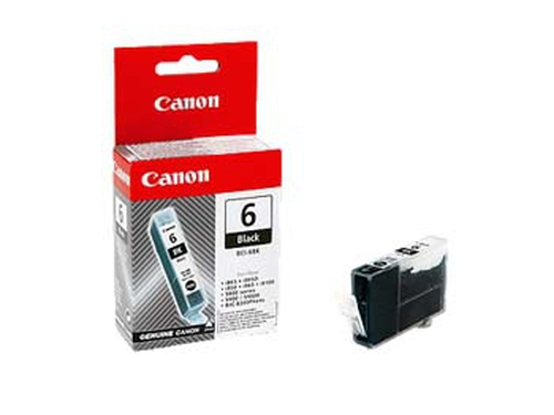 Canon Cartridge BCI-6 Black ink cartridge