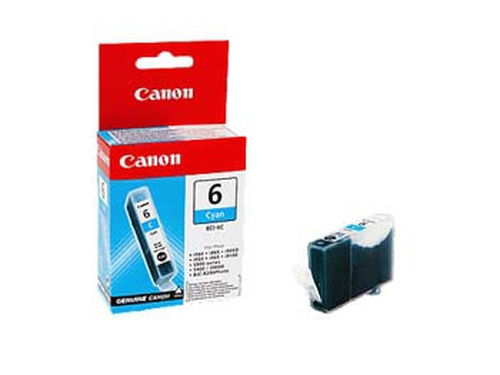 Canon Cartridge BCI-6C Cyan Cyan ink cartridge