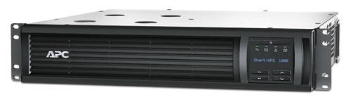 Smart-UPS 1000VA LCD RM 2U 230V