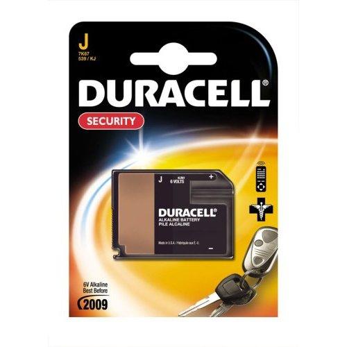 Duracell 7K67 Alkaline 6V non-rechargeable battery
