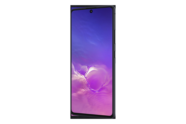 Specs Samsung Galaxy S10 Lite Sm G770f 17 Cm 6 7 Hybrid Dual Sim Android 10 0 4g Usb Type C 8 Gb 128 Gb 4500 Mah Black Smartphones Sm G770fzkdaut
