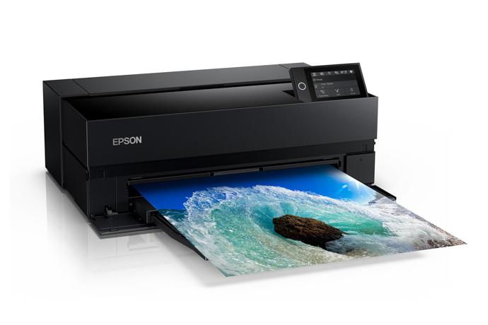 Especificações Epson SureColor P900 impressora de fotos Jato de tinta 5760  x 1440 DPI Impressoras de fotos (C11CH37201)