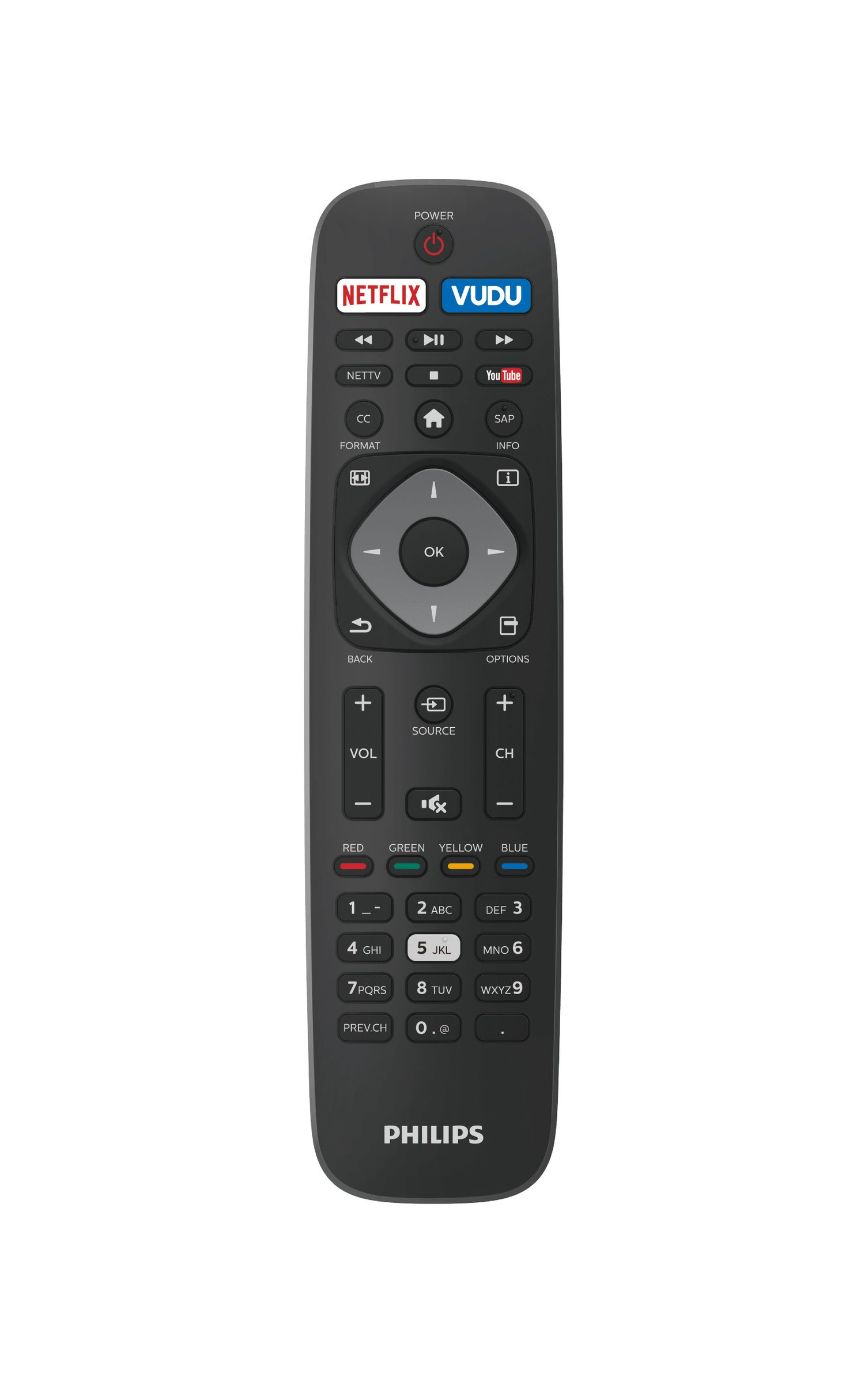 Specs Philips 5000 series 55PFL5602/F7 LED TV 139.7 cm (55