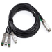 CABLE 40GBE (QSFP+) TO 4 X 10GBE SFP+ PASSIVE COPPER BREAKOUT CABLE 7M KIT (NOT SUPPORTED ON X4012)