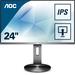 Desktop Monitor - I2490PXQUBT - 23.8in - 1920x1080 (Full HD) - IPS 4ms