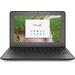 Chromebook 11 G6 EE - 11.6in - N3350 - 4GB RAM - 16GB eMMC - Chrome OS - Azerty Belgian