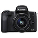 EOS M50 Kit black + EF-M 15-45 4549292108910 - 4549292108910