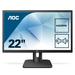 Desktop Monitor - 22E1D - 21.5in - 1920x1080 (Full HD) - 2ms w/Speakers