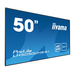 LCD Digital Signage 50in Prolite Lh5050uhs-b1/ Thin Bezel Amva3 LED 8ms Black