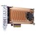 QNAP QM2 tarjeta y adaptador de interfaz Interno M.2,NVMe