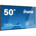 LCD Digital Signage 50in ProLite LE5040UHS-B1/ Thin Bezel AMVA3 LED 3840x2160 (UHD-1) Black