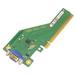 Vga Converter Chip For Integrated  Intel Graphics Occupies