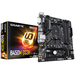Motherboard MATX Socket Am4 Amd B450 4ddr4 64GB - B450m Ds3h