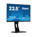 "XUB2395WSU-B1/23"" IPS/VGA HDMI DisPo/4ms"