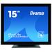 "15"" 1024x768VGA HDMI 315cd/m2.700:1.8ms"
