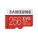 MicroSD Class 10 EVO+ 256GB 8806088676531 -
