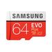 Samsung EVO PLUS 64 GB Micro SD