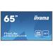 Digital Signage Display - ProLite LH6550UHS-B1 - 64.5in -  3840x2160 (UHD) - Black