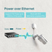 TP-Link 5-Port Gigabit Desktop PoE Switch with 4-port PoE+ 65W