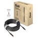 USB 3.2 GEN 2 TYPE-C ACTIVE OPTICAL A/VUNIDIRECTIONAL CABLE MALE/MALE 20 M/ 65.62 FT