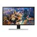 Desktop Monitor - U28e590dsl - 28in - 3840 X 2160 - Uhd - Black