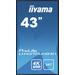 """LH4370UHB-B1/43"""" 4K LCD UHD Super S"""