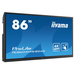 Large Format Display - ProLite TE8604MIS-B2AG - 86in Touch - 3840x2160 (UHD) - Black