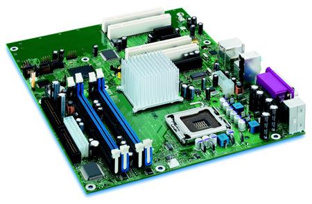 Intel D915PGNL ATX 915P DDR-400 LGA775 Intel 915P Express ATX scheda madre